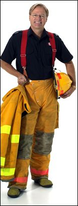 marin lesperance, firefighter, paramedic, safety speaker, best selling author